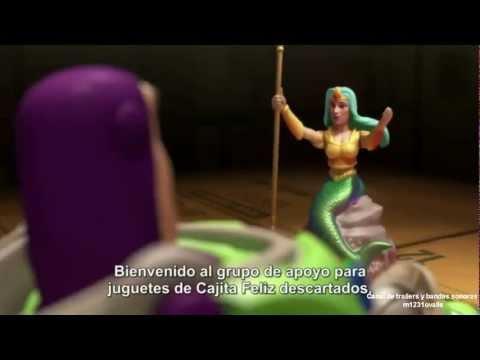 Toy Story 4 - Clip subtitulado
