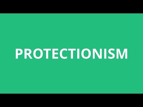 How To Pronounce Protectionism - Pronunciation Academy