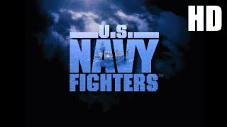 U.S. Navy Fighters - Intro and first campaign mission: Eviction Notice