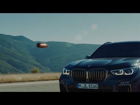 2020 BMW X5 ARMORED VR6 - AK47 and Hand Grenade Protection!