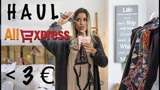 MEGA HAUL ALIEXPRESS: todo menos de 3€ (Kat Von D, Nyx, fundas móvil...)