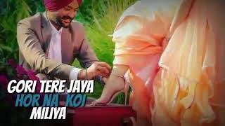Gori Tere Jaisa Na Koi Mil Gaya MP3 song in studio