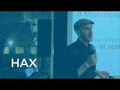Building Hardware Startups in Shenzhen (China) - HAX