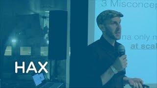 Building Hardware Startups in Shenzhen (China) - HAX