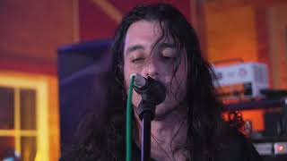 Rickshaw Billie's Burger Patrol - Baby Man | Machine Shop LIVE | (In The Studio)
