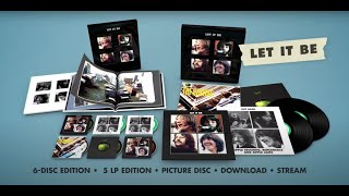 The Beatles' Let It Be Special Editions are OUT NOW