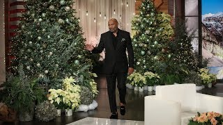 Busy Steve Harvey Reveals Which Job He'd Keep