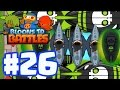 SUBMARINES ONLY - ALL MAX LEVEL SUBS | Bloons TD Battles Gameplay Part 26 (BTD Battles)