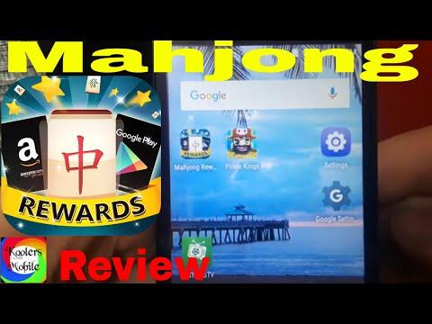 Mahjong Rewards - Get Paid To Play Games  - Mahjong Rewards App Review