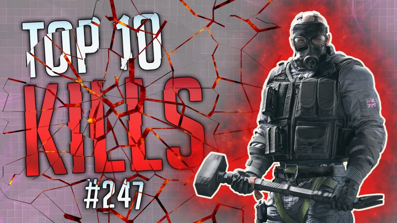 NEVER GIVE UP - R6S Top 10 Kills & Plays (WBCW #247)