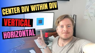 How To Center A DIV Within A DIV Vertically & Horizontally Using CSS In 2020