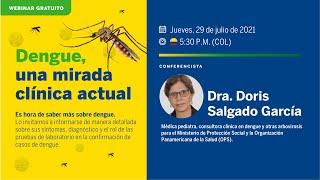 Dengue, una mirada clínica actual