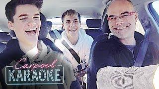 Unangenehme Fragen mit meinem Vater im Auto (Carpool Karaoke)   Oskar
