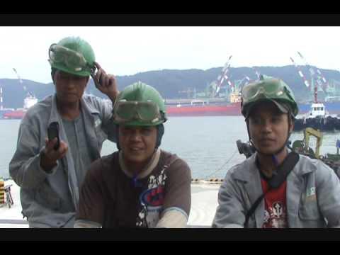 BUHAY KOREA,SA HYUNDAI DOCKYARD COMPANY..