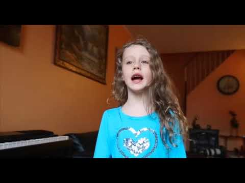 Six-year-old singer finalist in Hidden Talent competition