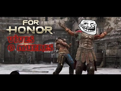 POLLICE VERSO | For Honor
