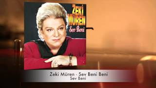 Music video by Zeki Müren performing Sev Beni Beni (C) 1989 Türküol...