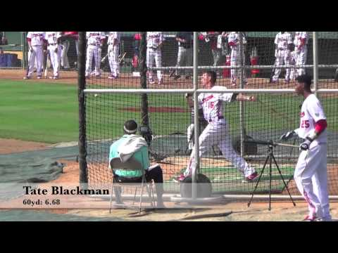 Tate Blackman (08-05-2013) Area Code Games (Long Beach, Calif.)