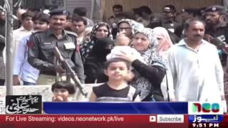 21 Ramzan Youm E Sahadat Hazrat Ali a.s Jaloos | Neo News