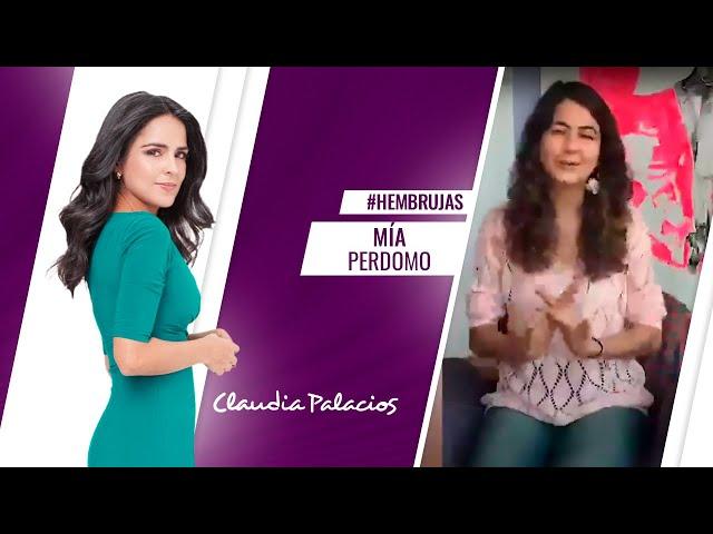 Entrevista de Mía Perdomo para HemBRujas