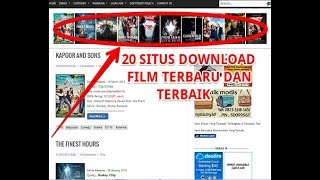 Video INILAH 20 Situs Download Film Terbaik & Terbaru download MP3, 3GP, MP4, WEBM, AVI, FLV Juli 2018