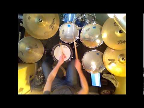 Whiplash - Hank Levy (Drum Cover) - From the movie Whiplash