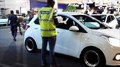 Durban Metro Police Impound 22 Cars Believed to be Modified for Illegal Street Racing