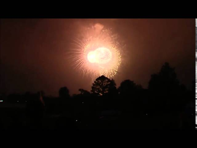 4TH of JULY EXTREME FIREWORKS SHOW 2015