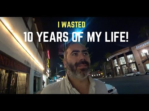 I wasted last 10 years of my life!