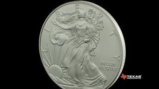 American Silver Eagle Coin - Texas Precious Metals