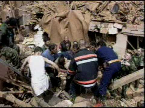 NATO bombing of Serbia - Prizren