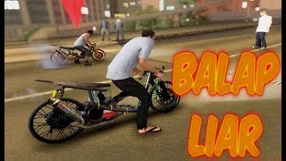 Balap Liar Drag Race Resmian - Gta Mod Indonesia