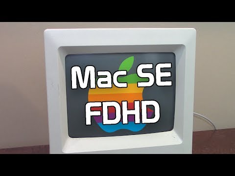 Macintosh SE FDHD - Overview
