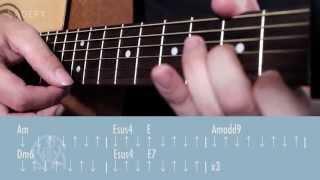 Океан Ельзи - Обійми (розбір пісні для гітари)
