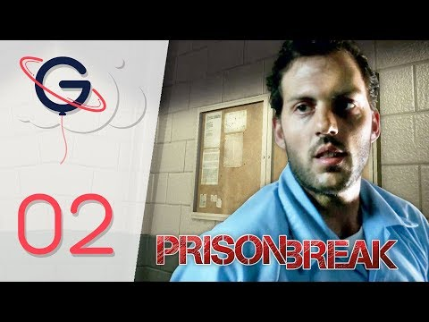 PRISON BREAK FR #2 : L'Asile Psychiatrique