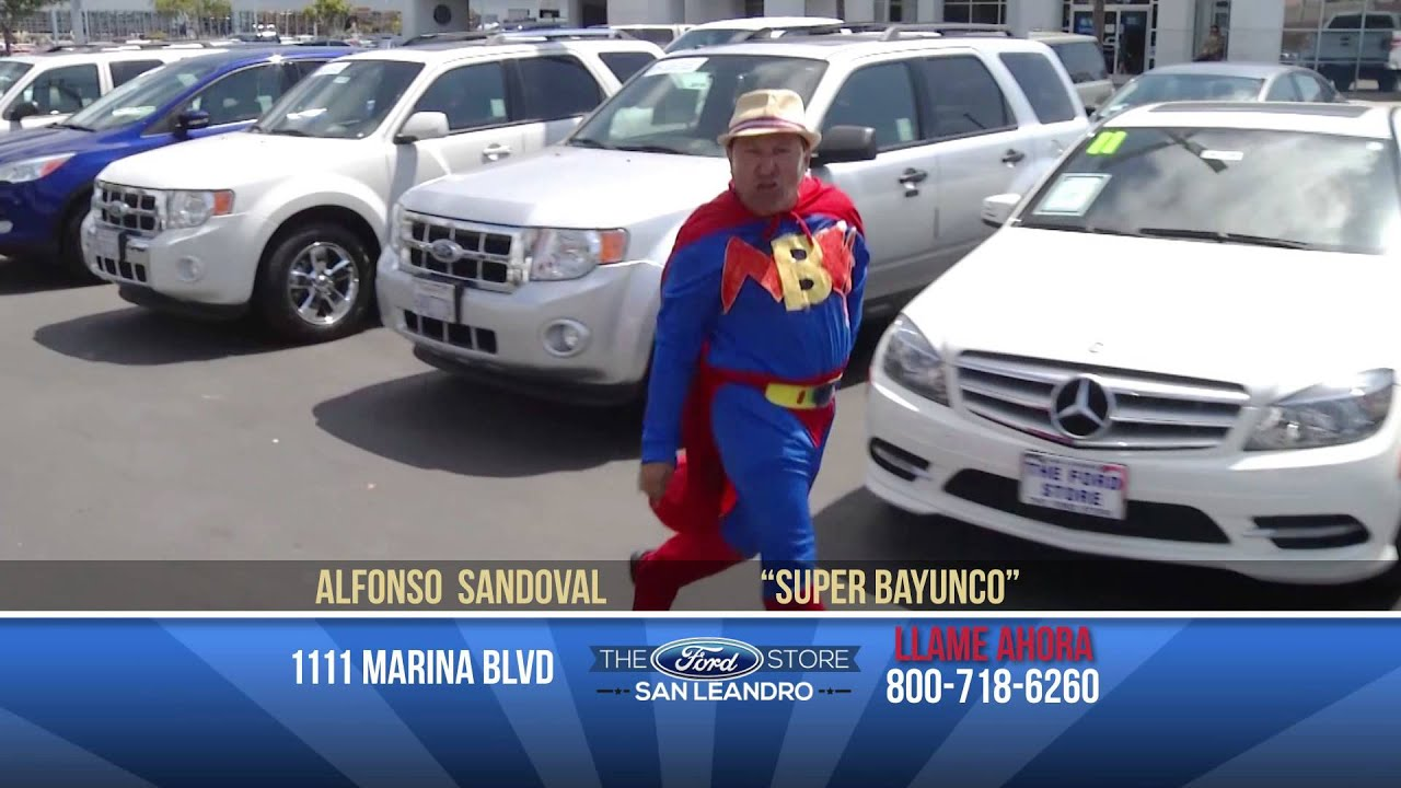 The Ford Store San Leandro Spanish Ad