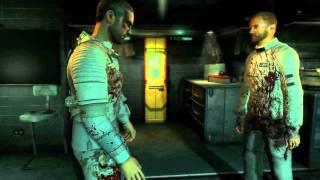 Julia Survival Horror Show Episode #1 : Dead Space 2 - Julia découvre le jeu xD