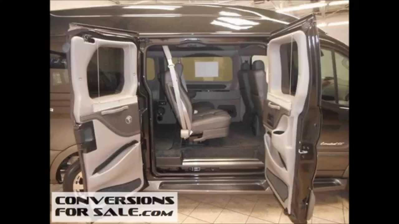 Ford Transit Conversion Vans For Sale West Virginia