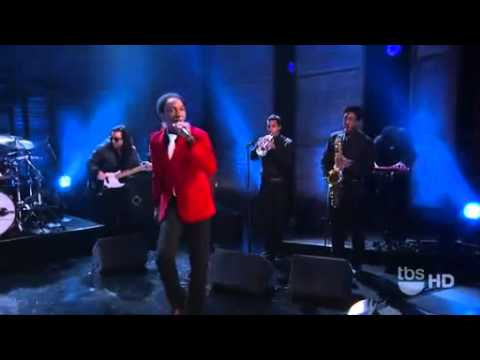 Aloe Blacc-i Need A Dollar Live @ Conan O'brien