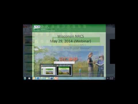 NRCS Wisconsin Regional Conservation Partnership Program