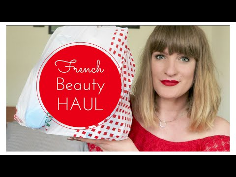 French Beauty Haul (Sephora included!)
