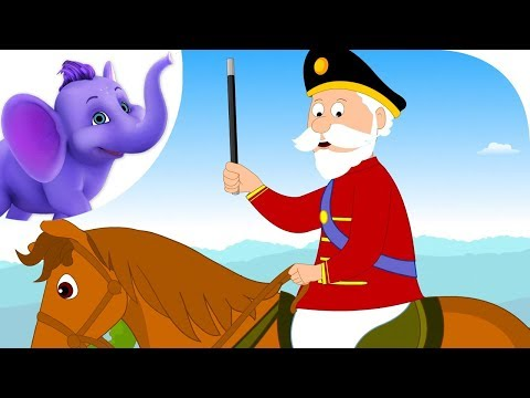 The Grand Old Duke of York – Nursery Rhyme with Karaoke