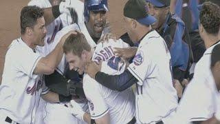 NYY@NYM: Wright belts walk-off hit off of Rivera