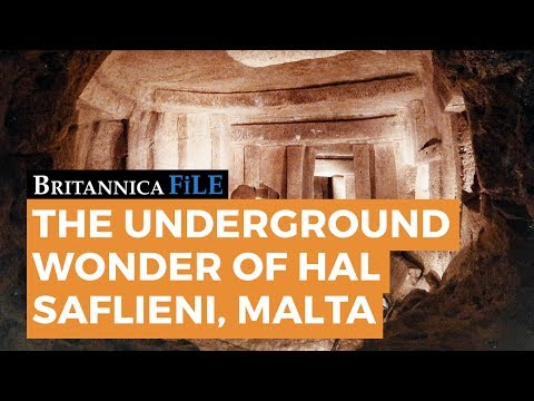The Underground Wonder of the Ħal Saflieni Hypogeum