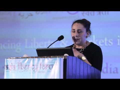 ALF 2014: Women & Liberty | Cindy Cerquitella