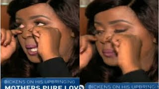 Moving! This is why Amina Abdi shed tears on air