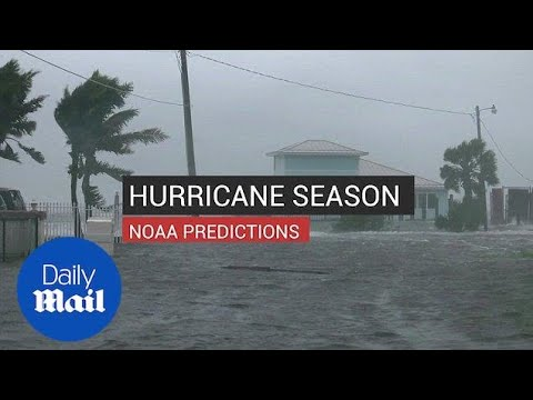 NOAA predictions are out for 2018 Hurricane Season - Daily Mail