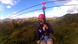 Longest Zip Line in Luzon - Ten Cents to Heaven