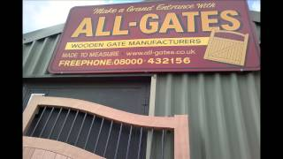 All-gates (wooden Gate Manufacturers)