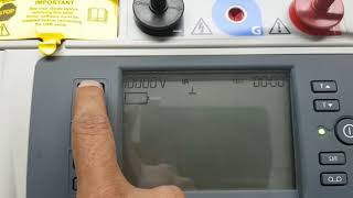 Megger MIT 1020/2 Repair and Calibration by Dynamics Circuit (S) Pte. Ltd.